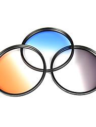 Grün L-Filter für Canon / Nikon 18-200 Objektiv 83mm (grau, blau, orange)