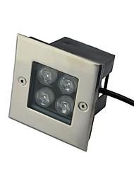 4pcs High Power LED Indoor 4W Warm White Wall Light (AC85-265V)