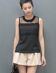 dentelle mince chemise fashion sw