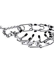 Chain Control Training Pinch Dog Collar (Neck: 24-36cm/9.4-14inch)