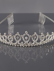 Women's Alloy Headpiece - Wedding Tiaras