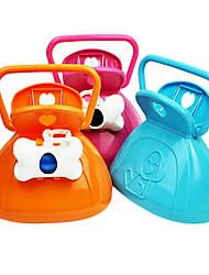 chien déchets animaux outils pick-up et distributeur de sacs mis en couleur aléatoire sacs inclus