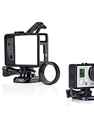 Gopro Hero 3/3 + Sports Camera Frame Accessories The Frame with UV Protection Glasses