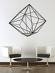 JiuBai™ Geometric Figure Art Wall Sticker Wall Decal