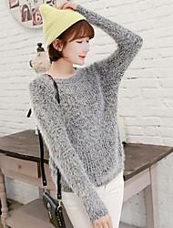 Medium - Langarm - Pullover