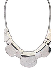 European Style Metal Necklace