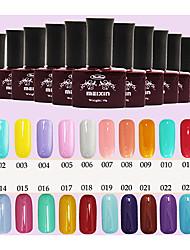 Meixin gel uv no.1-24 colore brillante (colore assortiti)