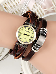 Women's Watch Bohemian Leather Bracelet