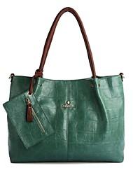 Dandiya ® Women's Simple Style Line Handbag Shoulder Bag Tote Lash Package