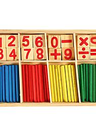 matemática brinquedos educativos número vara