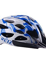 casco de carbono bmx mtb casco héroe carretera con 28 orificios de ventilación y visera desmontable