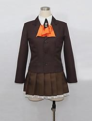 вдохновлен kantai коллекция Suzuya Кумано косплей костюмы