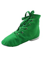 Jazz Kids'/Women's Split Sole Canvas Boots Dance Shoes (More Colour)