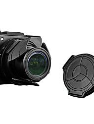 STDP Screw Mount Camera Lens Cap for Panasonic DMC-LX3