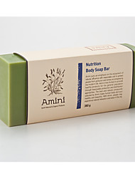 [Amini] Natural atopy skin major care handmade product Nutrition Body Soap Bar