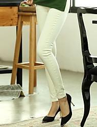 Women's High Waist Elasticity Skinny Pant