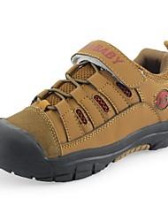 Sneakers de diseño ( Azul/Rojo/Caqui ) - Comfort/Dedo redondo/Punta cerrada - Cuero Artificial/Tul