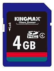 echte kingmax SDHC-Speicherkarte - 4 GB (Klasse 4)