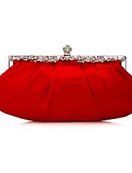 Vizon Women's New Fasian Formal  Satin Wedding Party Clutche Bag/Evening Bag