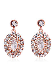 Daisy Women's Fashion Elegant Diamond Earrings