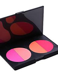 4 couleurs de fard à joues de maquillage