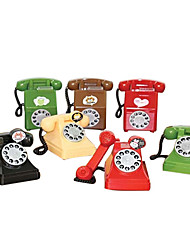 Creative Old Telephone Shape Saving Bank Toys for Gifts