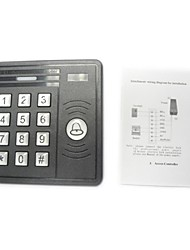 Waterproof EM Card Single Door Keypad Access Control with Blue Back-light,Built-in Card Reader for PY-668B
