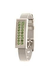 ZP modello braccialetto 64gb smeraldo stile cristallo verde gioielli flash drive USB