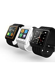 u3 draagbare SmartWatch, camera boodschap media control / handsfree bellen / pedometer voor android / ios