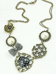 лимон мода диких популярное ожерелье