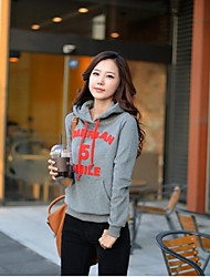 Women's Hoodie Long Sleeve Fleece