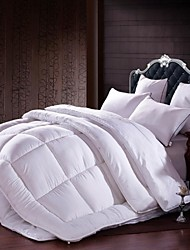 Shuian® Comforter Quilt Keep Warm Thickening Composite Quilts White Color