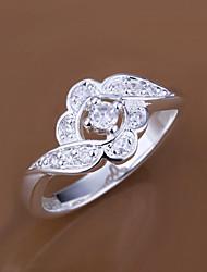 Vilin женского цветка микро кожного кольца