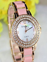 Women's Steel Business Fashion Small Fresh Watch Cool Watches Unique Watches