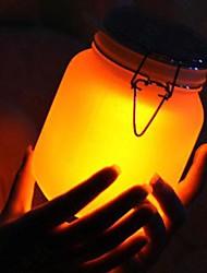 Double Colors Solar Collect Sun Jar Fun Gifts 11*11*15.7cm