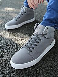 Zapatos de Hombre - Sneakers a la Moda - Casual - Tela - Negro / Marrón / Amarillo / Rojo / Gris
