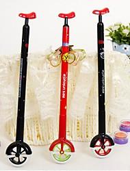 милые Ручки гелевые полноцикловой разработка пластиковые (случайный цвет x1PCS)