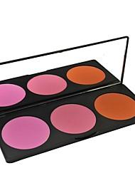 3-Farben-Mode-und Beauty Rouge