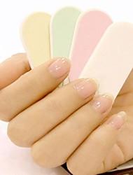 Four-Color Mini Rotating Nail Polishing File