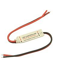 mini-rf Romote controlador dimmer 11 teclas para 5050 3528 única cor levou luz de tira (6a dc5-24v)