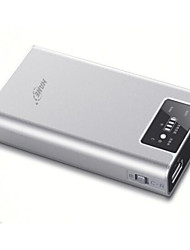 hame® armazenamento 7800 mah banco do poder e wi-fi roteador sem fio f1