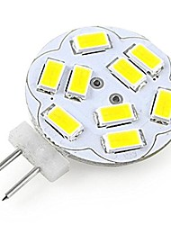 G4 Spot LED A60(A19) 12 SMD 5730 200 lm Blanc Froid Décorative DC 12 V