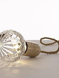 Max 3W Moderno / Contemporáneo / Cosecha LED / Mini Estilo Dorado Metal Lámparas ColgantesSala de estar / Dormitorio / Comedor /