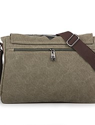 12 inch Canvas Tideway Portable Single Shoulder Laptop Bag