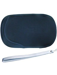 Protector Soft Pouch Case Bag & Strap for Sony PSP GO N1000