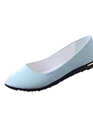 zapatos de las mujeres Smandy dedo del pie acentuado pisos talón zapatos planos más colores disponibles