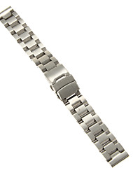 20mm High Quality Precise Stainless Steel Watchband