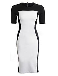 Monta Bodycon Pencil Dress