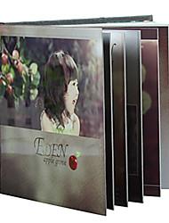 bambino piazza e fotografico cristallo studio di bastone foto album25 * 25cm