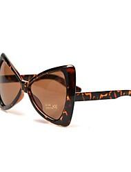 Coway Мадам Баттерфляй узел Anti UV солнцезащитные очки (ассорти цветов)